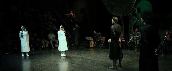 Pa konsert kurdisk fest