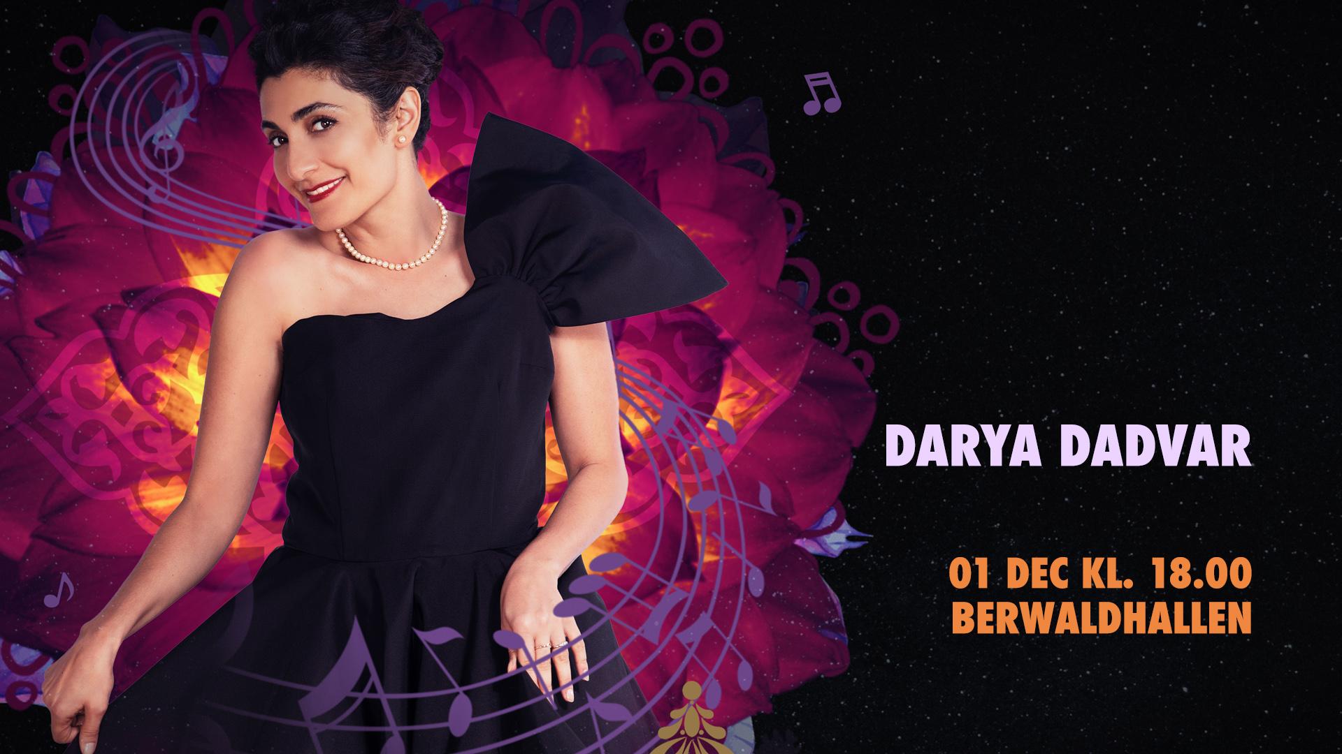 persisk konsert stockholm 2019